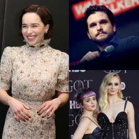 Kit Harington, Emilia Clarke... avec qui les stars de Game of Thrones sont-elles en couple ?