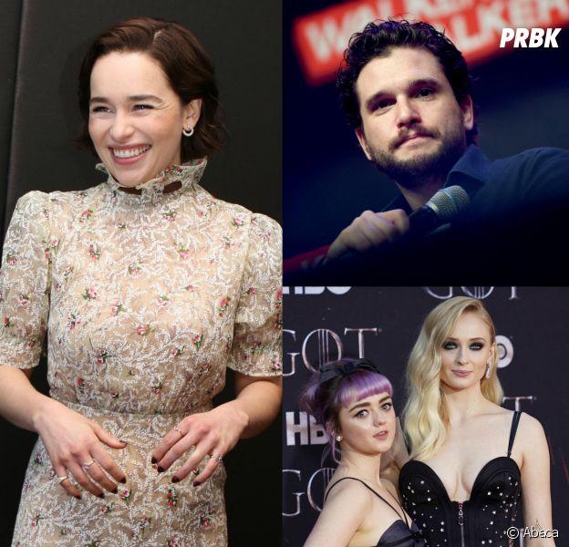 Kit Harington, Emilia Clarke... avec qui les stars de Game of Thrones sont-ils en couple ?