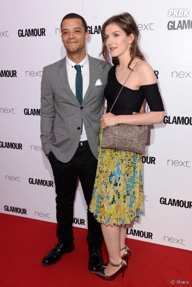 Jacob Anderson et sa compagne Aisling Loftus