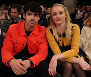 Sophie Turner et son fiancé Joe Jonas
