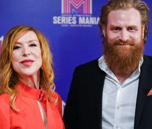 Kristofer Hivju et sa femme Gry Molvaer Hivju