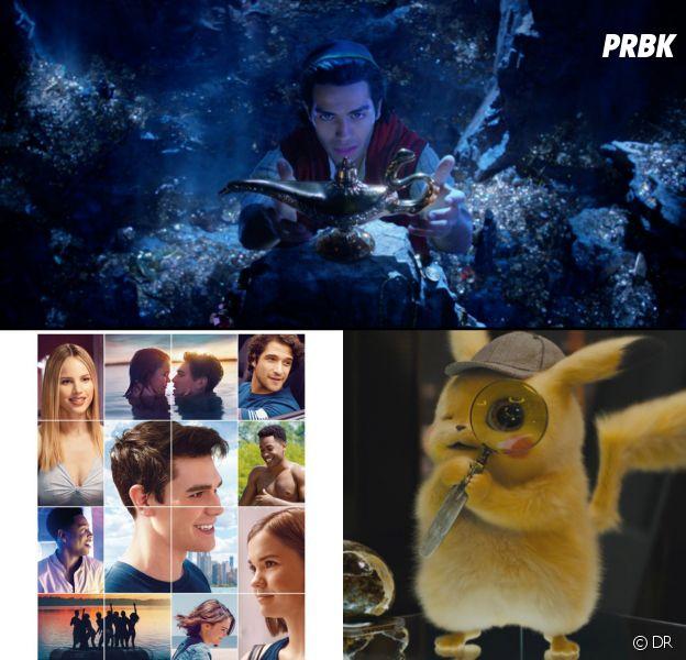 Aladdin, The Last Summer, Pokémon Détective Pikachu... 8 films à voir en mai 2019