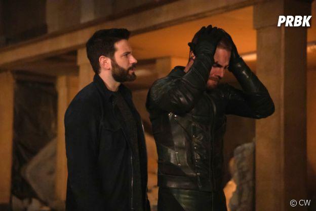 Arrow saison 7 : Tommy Merlyn de retour dans la série