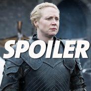 """Game of Thrones saison 8 : Gwendoline Christie """"bouleversée"""" par la scène entre Jaime et Brienne"""