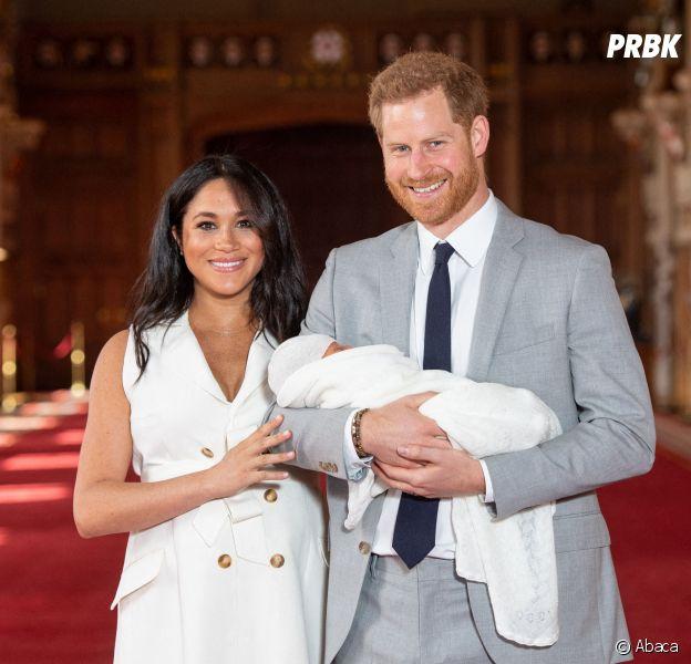 Le prénom du bébé de Meghan Makle et du Prince Harry dévoilé