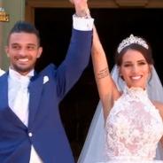 Julien Tanti et Manon Marsault : pleurs, stress, joie... revivez leur mariage à l'église 💍