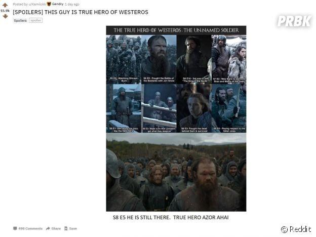 Game of Thrones saison 8 : ce personnage secondaire qui a plus de scènes que Cersei