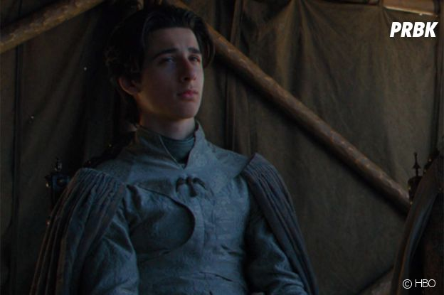 Game of Thrones : Robin Arryn dans l'épisode 6 de la saison 8
