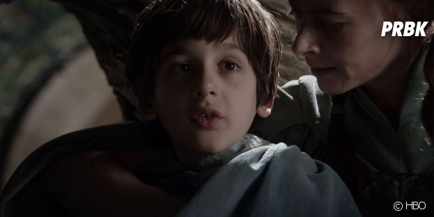 Game of Thrones : Robin Arryn dans la saison 1