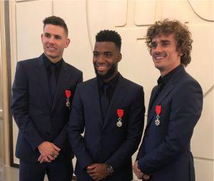 Les Bleus reçoivent la Légion d'honneur le 4 juin 2019