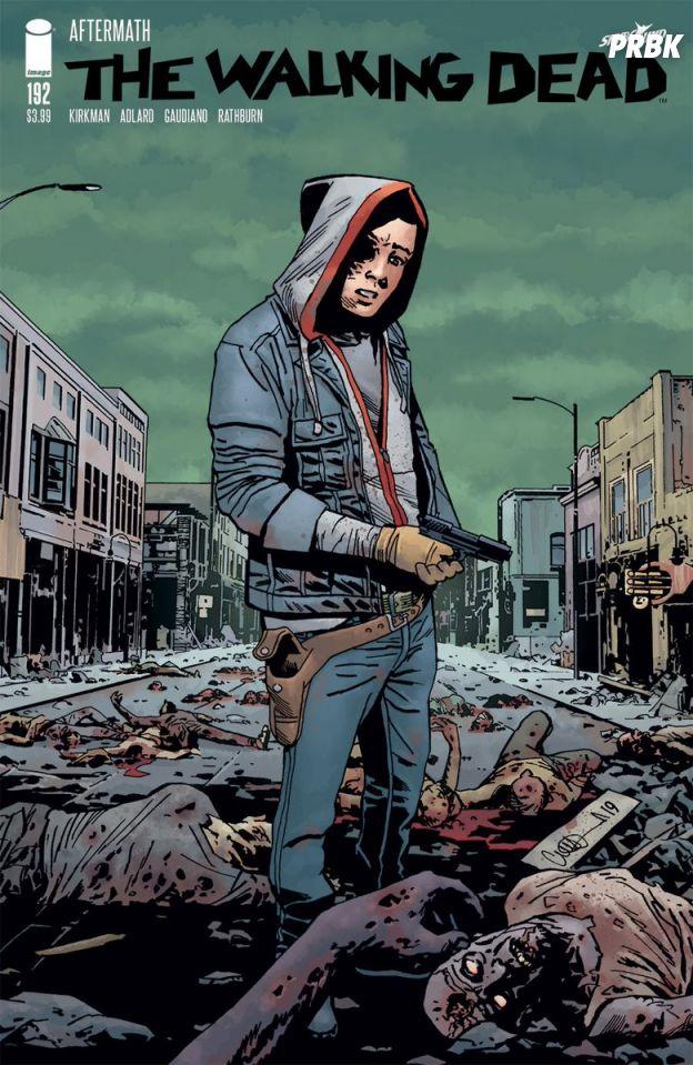 The Walking Dead : Rick est mort dans les comics, tué par Sebastian Milton