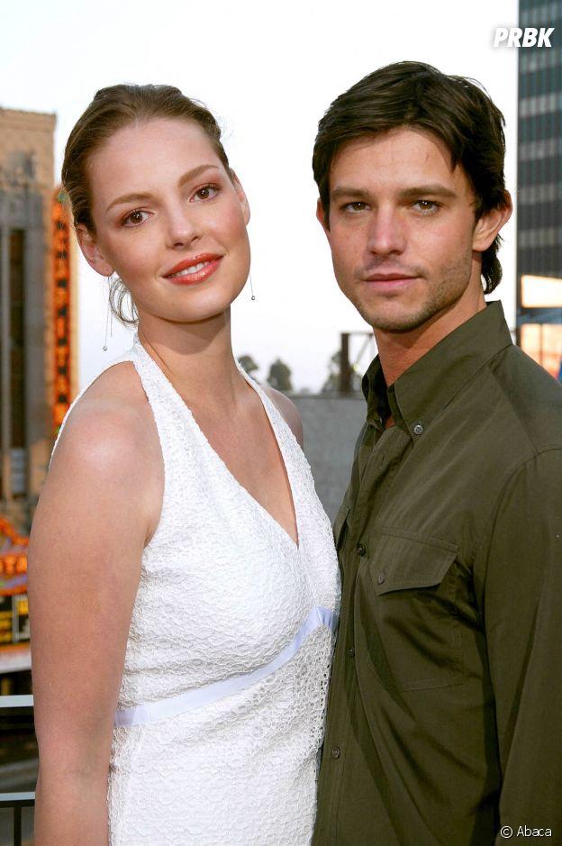 Katherine Heigl et Jason Behr ont été en couple