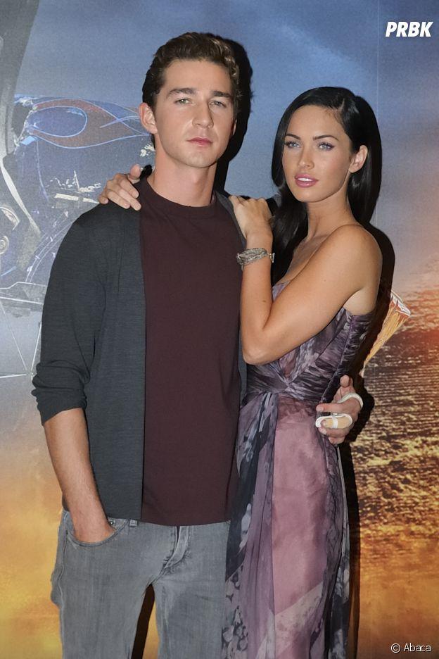 Megan Fox et Shia Labeouf ont été en couple