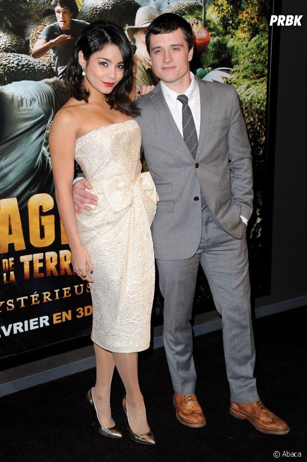 Josh Hutcherson a été en couple avec Vanessa Hudgens