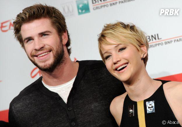 Jennifer Lawrence et Liam Hemsworth ont vécu une amourette sur le tournage d'Hunger Games