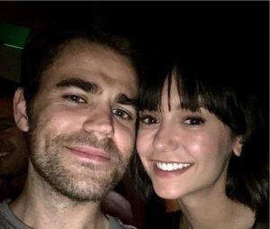 """Nina Dobrev et Paul Wesley en froid au début de The Vampire Diaries : """"On se détestait"""""""