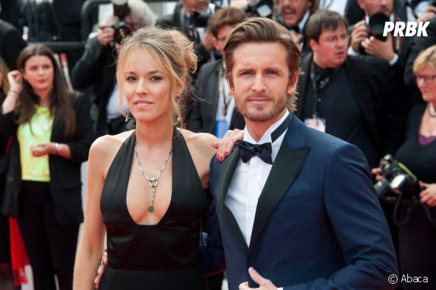 Elodie Fontan et Philippe Lacheau au Festival de Cannes 2019