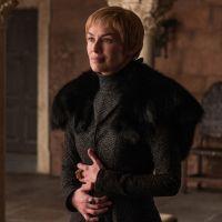 Game of Thrones saison 8 : Oui, Cersei était bien enceinte mais la perte de son bébé a été coupée
