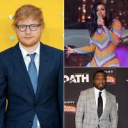"""No. 6 Collaborations Project"" : Ed Sheeran invite Cardi B, Eminem et 50 Cent sur son album 🎶"
