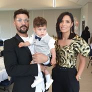 Zaho officialise son couple avec Florent Mothe, le père de son fils ❤