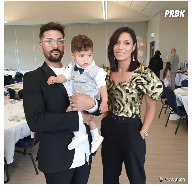 Zaho officialise son couple avec Florent Mothe, le père de son fils