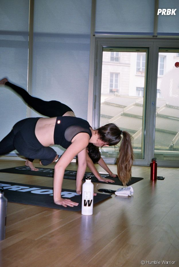 Humble Warrior : un cours de yoga dynamique d'une heure