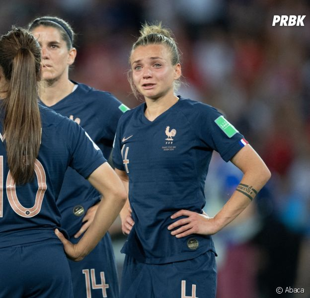 Griezmann, Mbappé... Les Bleus consolent les Bleues après leur défaite en Coupe du monde