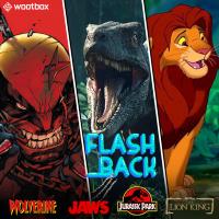 Le Roi Lion, Jurassic Park, Wolverine... craquez pour la Wootbox Flashback