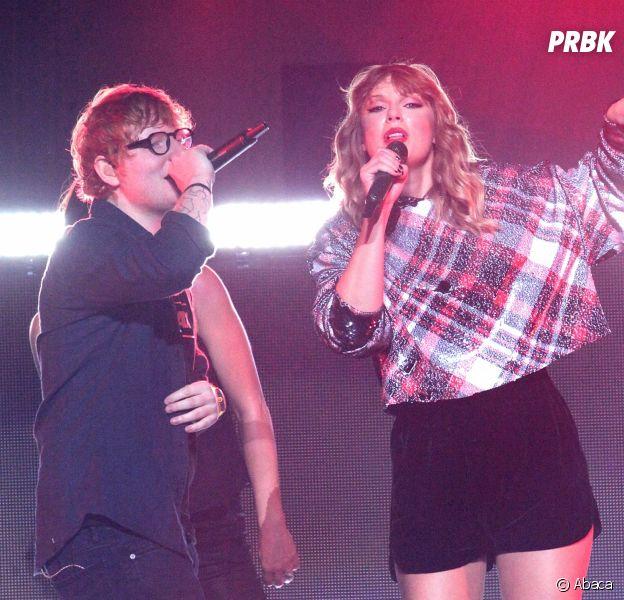 Ed Sheeran critiqué pour ne pas avoir défendu Taylor Swift face à Scooter Braun : Il réagit