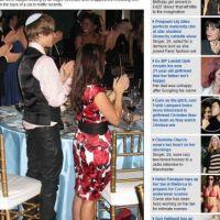 Justin Bieber ... il passe incognito à un mariage