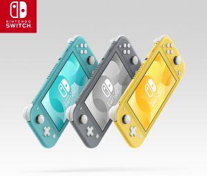 Nintendo Switch Lite : prix, date de sortie, taille, différences avec son aînée, coloris, autonomie de la batterie... toutes les infos