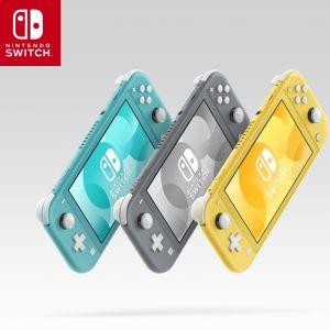 Nintendo officialise la Switch Lite, sa console uniquement portable et moins chère