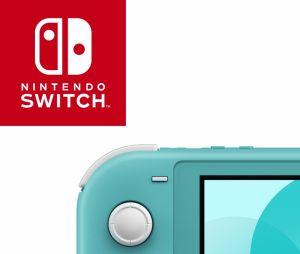 La Nintendo Switch Lite turquoisedisponible le 20 septembre 2019