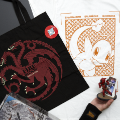 Game of Thrones, Deadpool, Pokémon... Unboxing de la Wootbox Fire