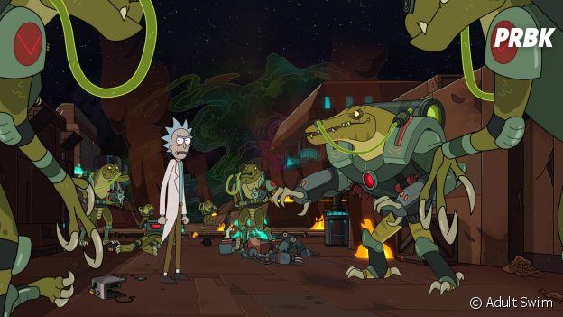 Rick & Morty saison 4 : les premières images enfin dévoilées