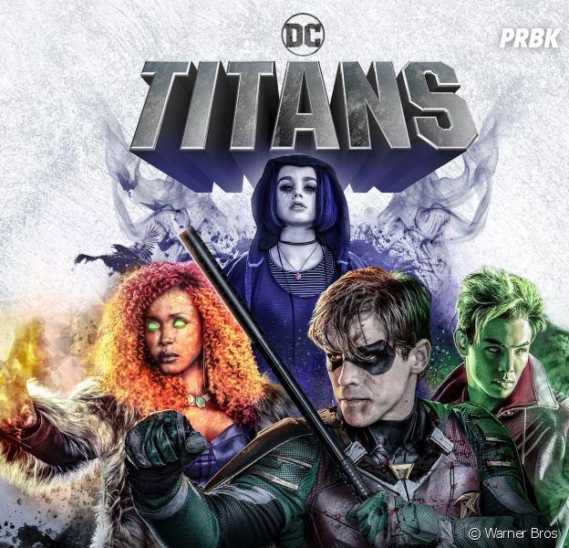 Titans saison 2 : accident mortel sur le tournage, la production arrêtée