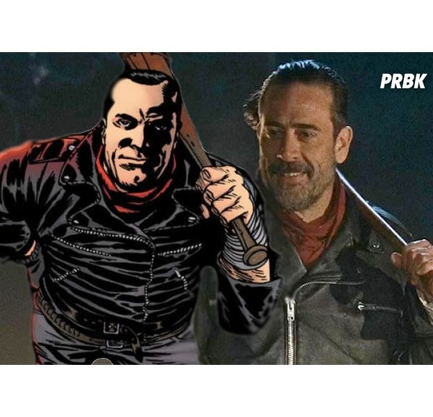 The Walking Dead : bientôt un spin-off sur Negan ? Robert Kirkman ouvre la porte