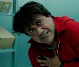 La Casa de Papel saison 3 : Enrique Arce (Arturo) ne ressemble plus à ça