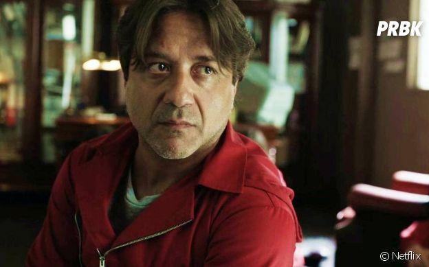 Enrique Arce joue Arturo dans La Casa de Papel