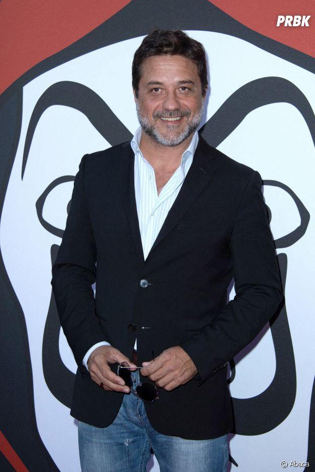 La Casa de Papel saison 3 : Enrique Arce (Arturo) a beaucoup changé physiquement