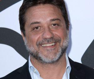 La Casa de Papel saison 3 : Enrique Arce (Arturo) à l'avant-première à Paris