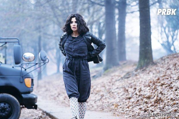 Diane Guerrero joue le rôle de Crazy Jane dans Doom Patrol