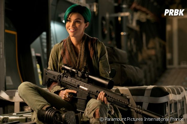 Ruby Rose dans xXx Reactivated
