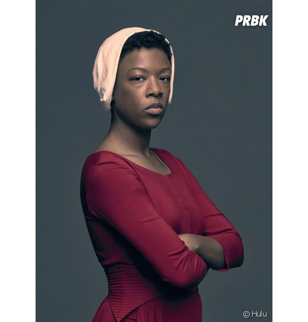 Samira Wiley dans The Handmaid's Tale