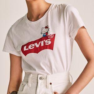 Levi's x Hello Kitty : une collab à la fois streetwear et girly