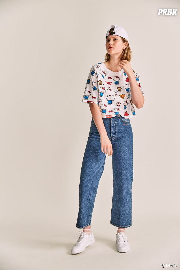 Levi's x Hello Kitty