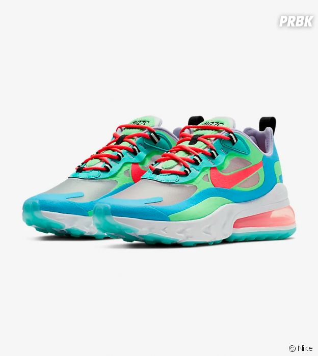 "Les Nike Air Max 270 ""Psychedelic Movement"""