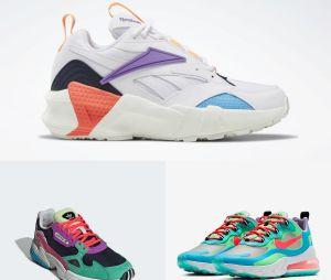 Reebok, adidas, Nike... Nos 7 paires de sneakers coups de coeur à porter aux festivals cet été