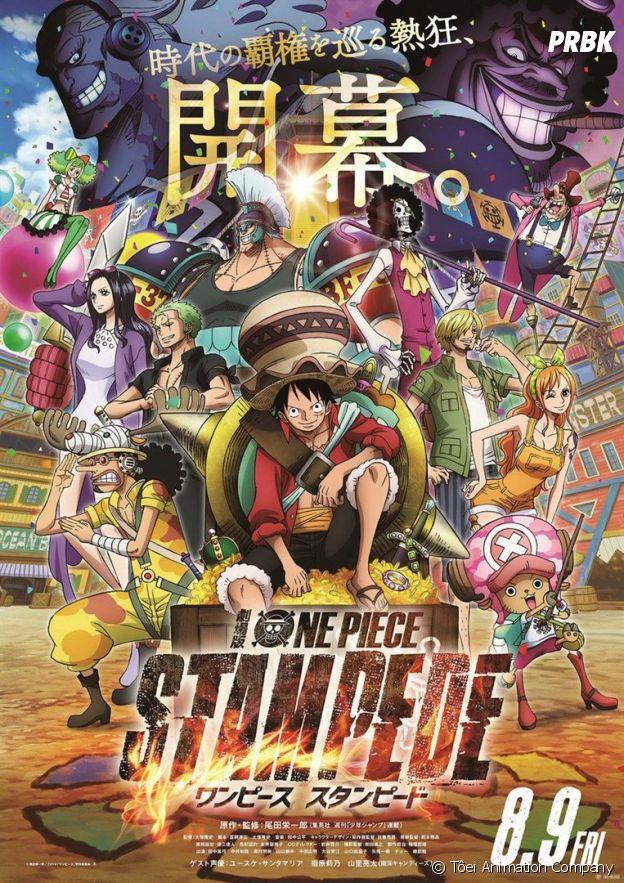 Uniqlo sort une collection inspirée du film One Piece Stampede, bientôt au cinéma