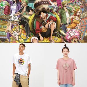 Uniqlo x One Piece Stampede : la collaboration canon à l'effigie des célèbres pirates